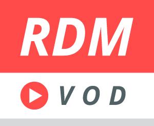 RDM-VOD : La plateforme de VOD institutionnelle pour les médiathèques publiques et les collectivités.
